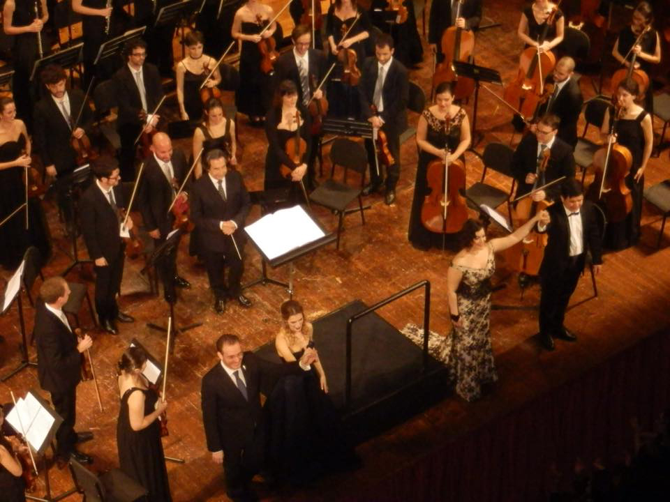 Concert with Riccardo Muti